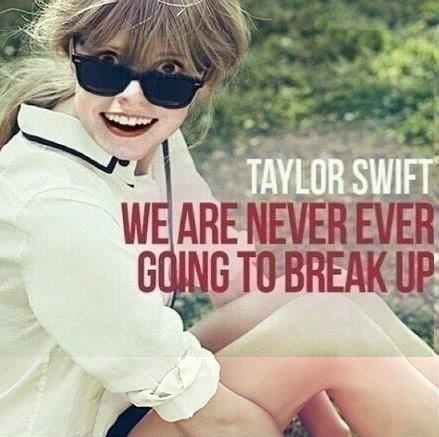 Taylor Swift as Stalker Girlfriend
