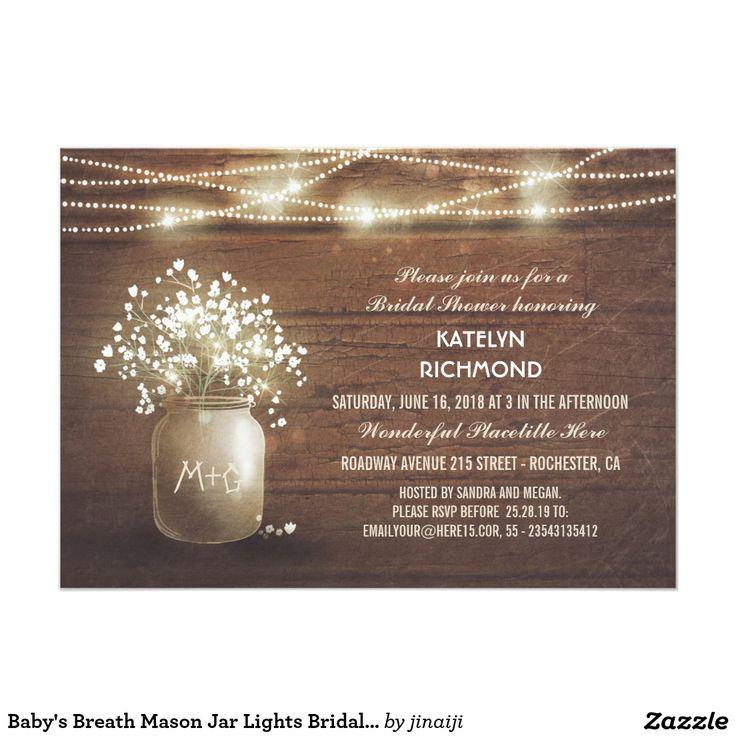 65 best wedding stuff images on pinterest | wedding stuff, zazzle, Baby shower invitations