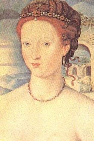 Diane de Poitiers (3 september 1499 – 25 April 1566) La maîtresse inébranlable, insubmersible, aimée et belle du roi Henri II de France; Diane de Poitiers est un de ces personnages que je suis toujours stupéfait que nous n'entendons pas davantage. Elle était connue pour sa beauté, son intelligence, son dévouement à son roi, et son sens politique.