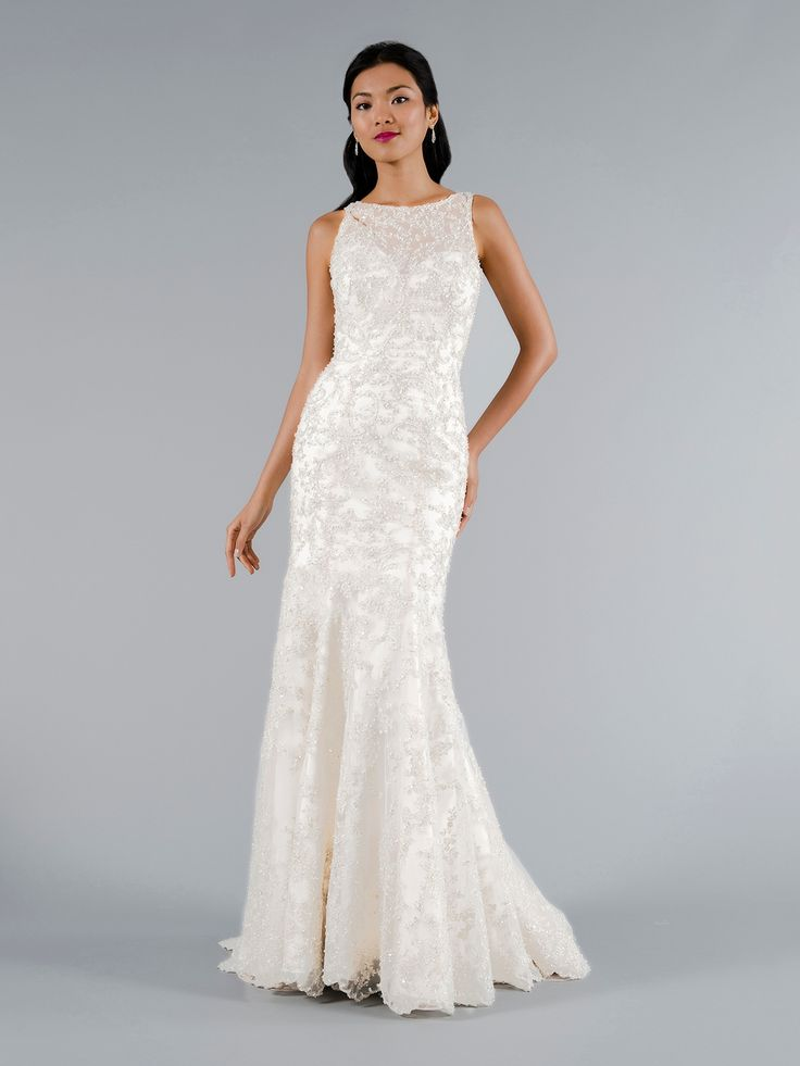 Mz2 by mark zunino gown included in october 7th sample for Kleinfeld wedding dresses sale