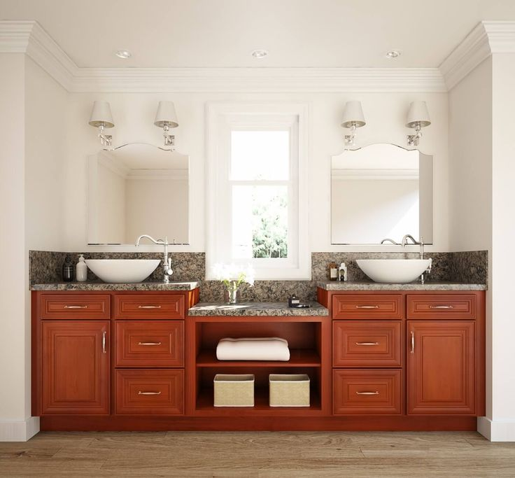162 best RTA Bathroom Vanities images on Pinterest  Bath
