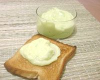 Maionese vegana de abacate Ideias para café da manhã
