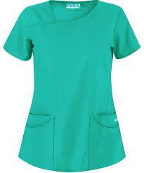 Resultado de imagen para uniformes medicos con cuello chino