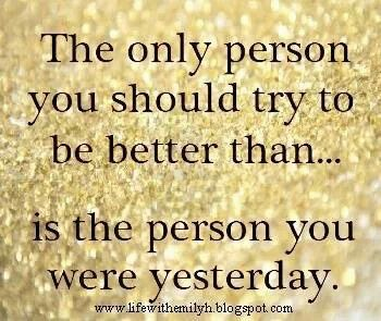 Better yourself