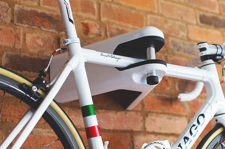 Airlok: met stijl je fiets ophangen en afsluiten – Racefietsblog.nl