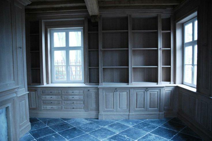 8 best Bibliotheekkasten en boekenkasten : Stuyts realisatie images ...