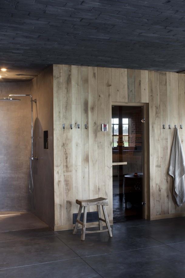25 beste idee n over douche planken op pinterest - Decoratie murale ontwerp salon ...