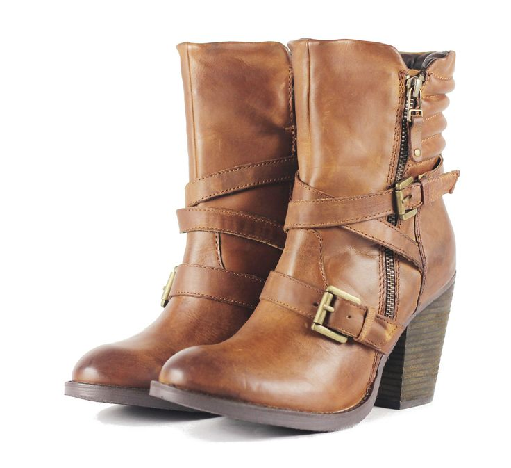 Steve Madden Raleigh Boots - I wear these all the time. So comfy!