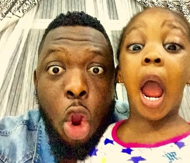 Timaya: I'll shoot any man that comes close to my daughters – You need to see this! ( Photos)