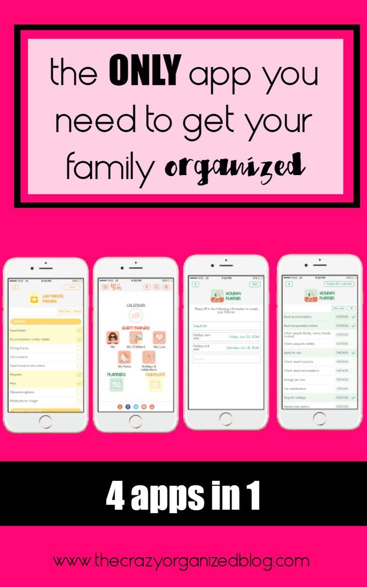 Organizing Apps 41 best organizing technology images on pinterest | organization