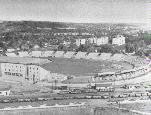 Stadion, Miskolc