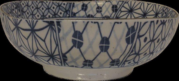 2 St.Porzellan Schale Set Japan Obstschale Schüssel Müslischale Salatschale bowl