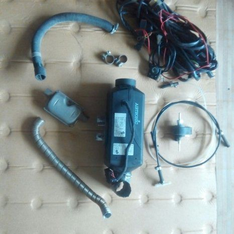 Incalzitor Airtronic D2 12v