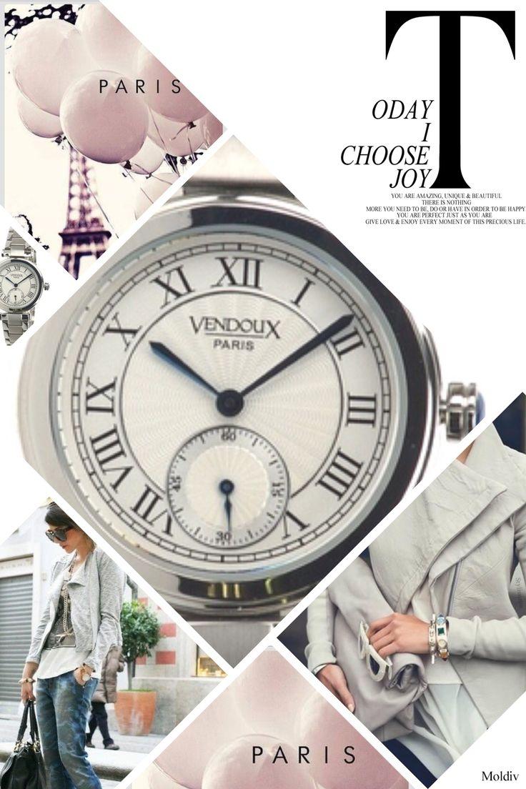 Choose Joy Today!   #New #Collection #VendouX #Paris %MS11567