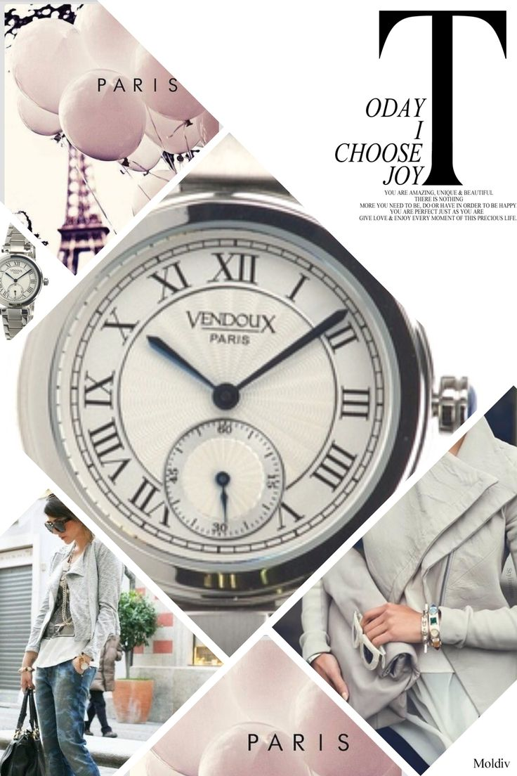 Choose Joy Today!   #New #Collection #VendouX #Paris %MS11567
