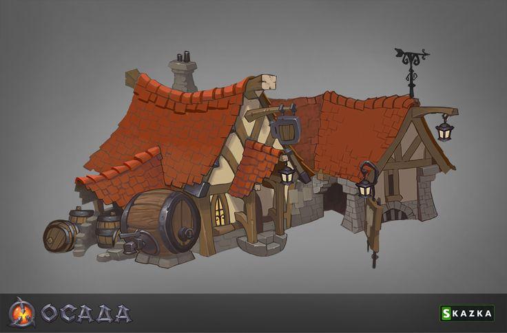 Siege. Tavern 2 by Gimaldinov