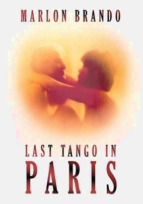 Last Tango in Paris (1972) In this art-house classic, Hollywood heavyweight Marlon Brando delivers a tour de force performance as an American expatriate living in Paris who's still spinning from his estranged wife's sudden suicide. While searching for an apartment, the grief-stricken widower encounters an equally despondent young Frenchwoman (Maria Schneider), and the couple embarks on an anonymous, no-strings-attached sexual liaison.