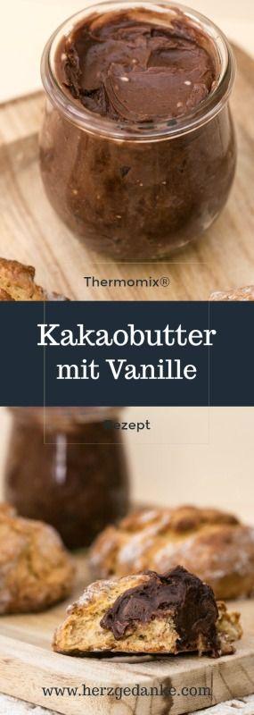 Zum Glück habe ich nie wirklich Gefallen an Nutella gefunden. So fiel mir die Kakaobutter meiner Mutter vor einigen Tagen wieder ein und ihr dürft sie nun gerne auch testen. Ob mit Semmeln, Brötchen, Toastbrot – oder pur mit dem Teelöffel.