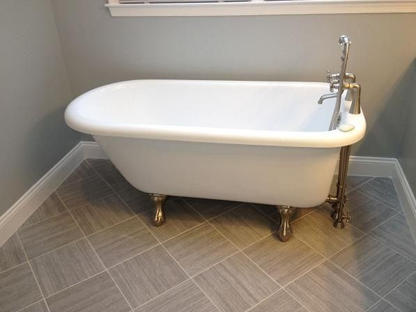 Replace Bathtub Faucet Clawfoot Tub ~ http://lanewstalk.com/ways-to-conveniently-replace-bathtub-faucet-in-your-home/
