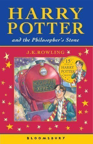 22. Harry Potter and the Philosophers Stone