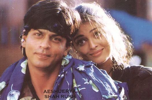 Embedded image permalink-Cuteness overload SRK and Aishwaria aka Max and Shirley from the movie Josh.