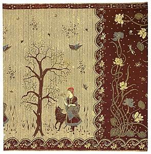 batik motif belanda