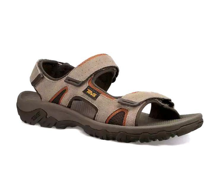 Teva Men's Katavi 2 Sandals #1019192 Walnut