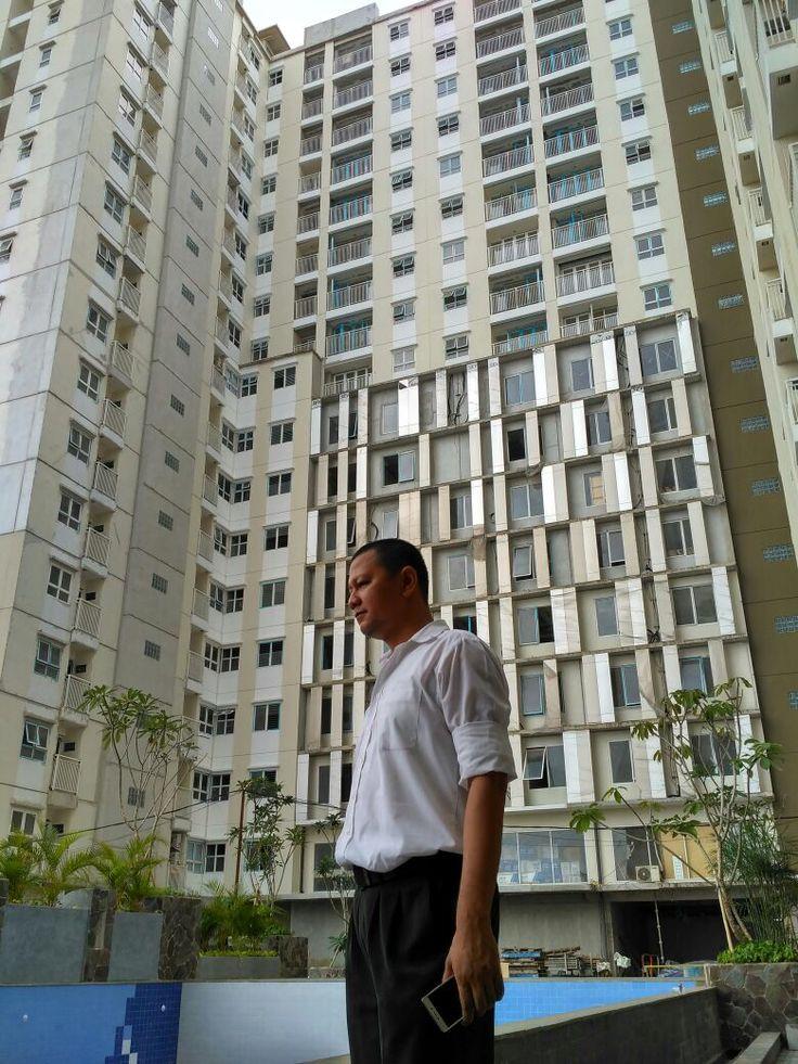 Peninjauan Lapangan Casablanca East Residence dlm rangka penilaian individu PBB-P2