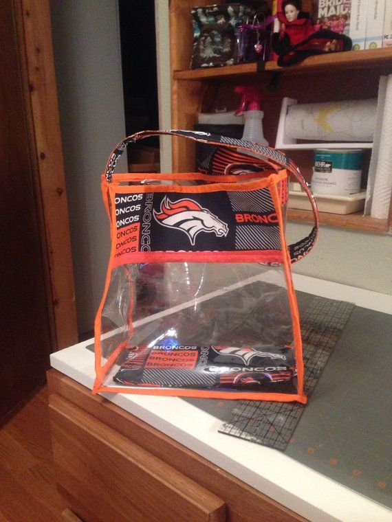 best 25  clear stadium bag ideas on pinterest