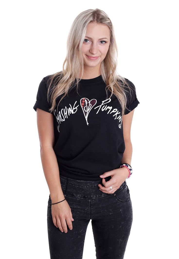 Order The Smashing Pumpkins - Gish Heart - T-Shirt by The Smashing Pumpkins for £14.99 (9/27/2017) at the Impericon UK online shop in great quality.