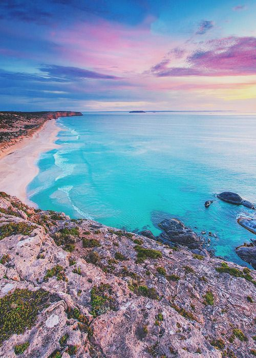 West Cape ~Yorke Peninsula, South Australia by Ben Goode