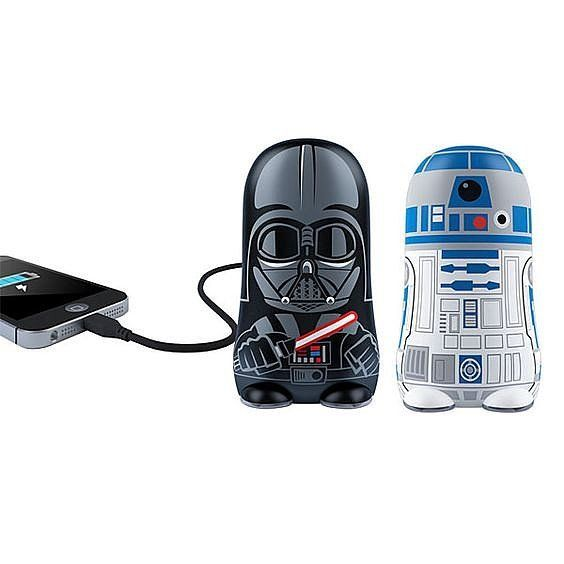 Star Wars MimoPowerBot — Portable Power Bank ($50)