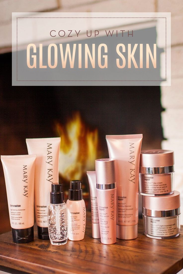 Reduce the appearance of fine lines with the TimeWise® Miracle Set®, and rescue skin from the damage of the past with Timewise Repair® Volu-Firm® Set! | Mary Kay