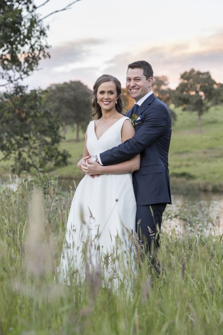 Luke and Mad's Relaxed The Farm Yarra Valley Wedding - Polka Dot Bride | Photo by http://www.dansoderstromweddings.com/