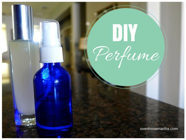 Make your own DIY Perfume #DIYbeauty