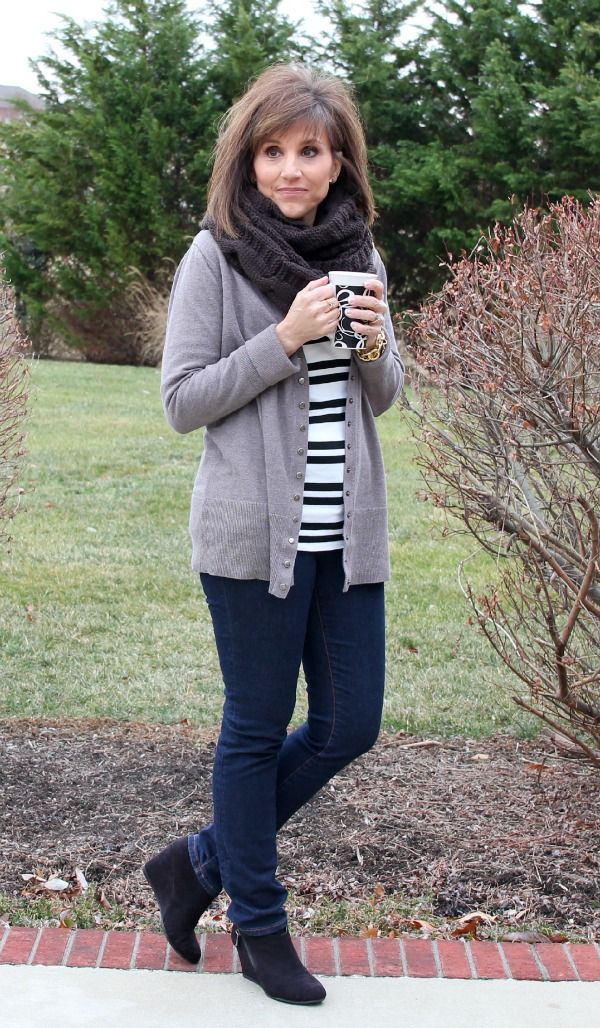 31 Days Of Winter Fashion-Day 6 - Walking in Grace and Beauty