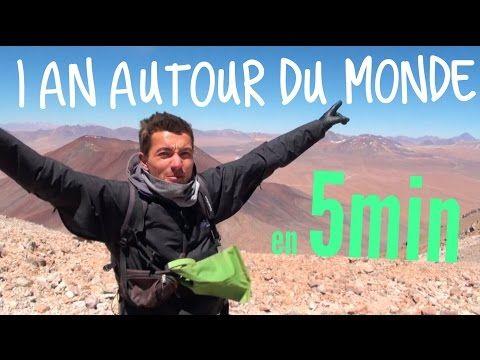 Alex Vizeo, Blog voyage vidéo - autour du monde