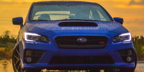 2015 WRX STI sets blistering pace that surpasses the best [video]
