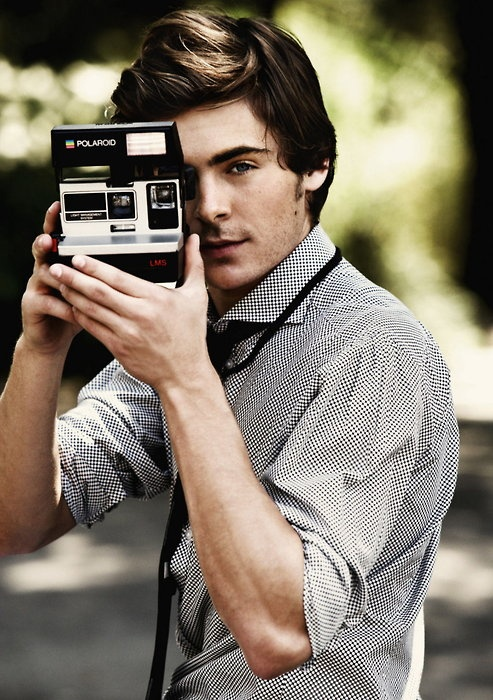 #Camera Photography ZacEfron