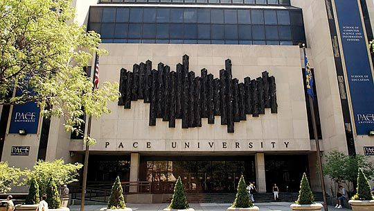 Pace University located in the very large city of New York, New York I attended from Jan 1974 thru Dec 1985 when I graduated