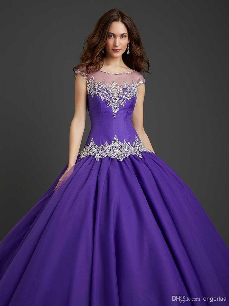 21 best Vestidos de noche images on Pinterest | Party dresses, Prom ...