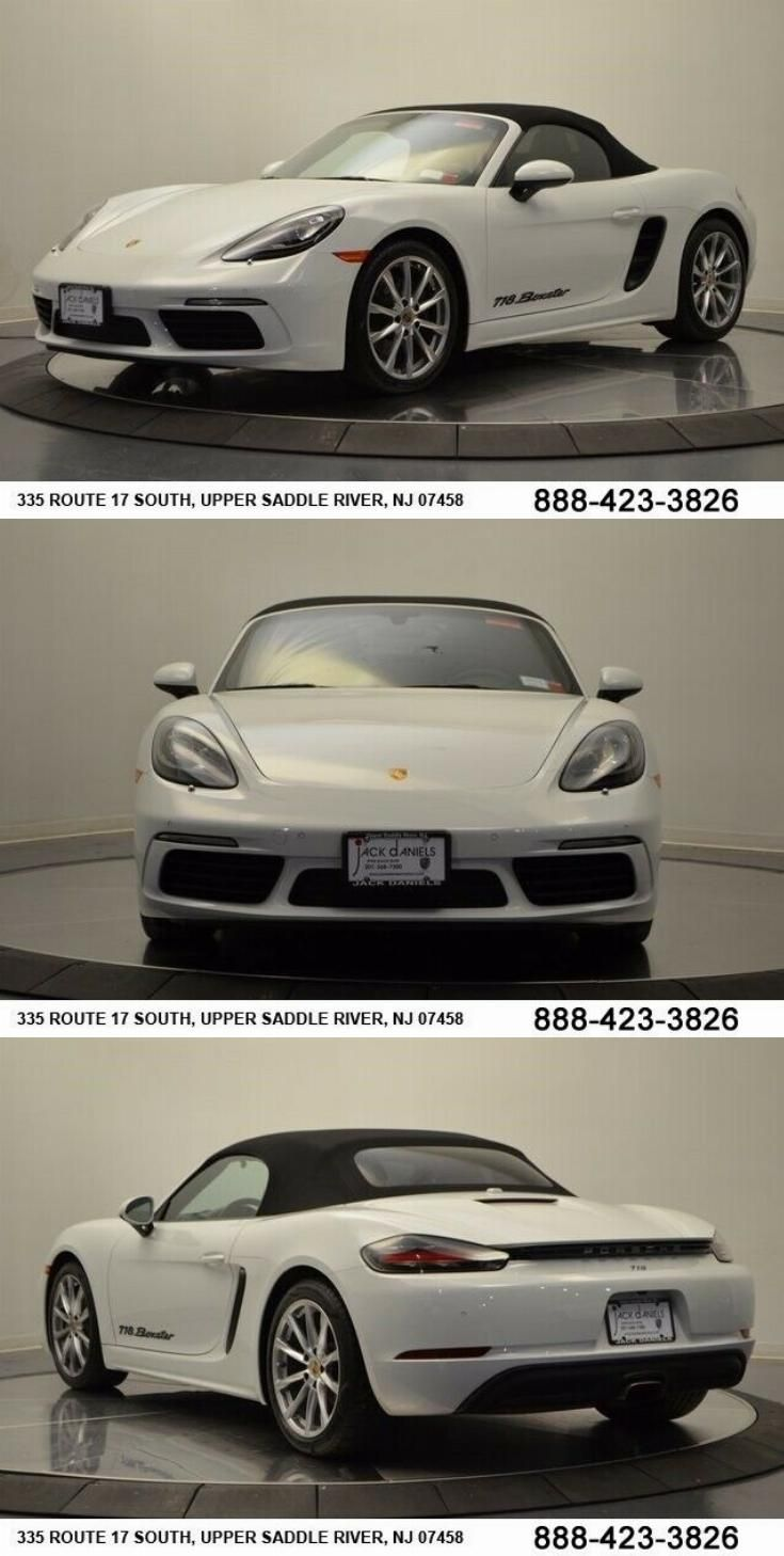 Pin By Tom Hyland On Cars For Sale In 2020 Porsche 718 Boxster Porsche Boxster