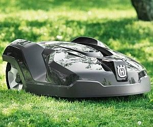 Smart Automatic Lawn Mower