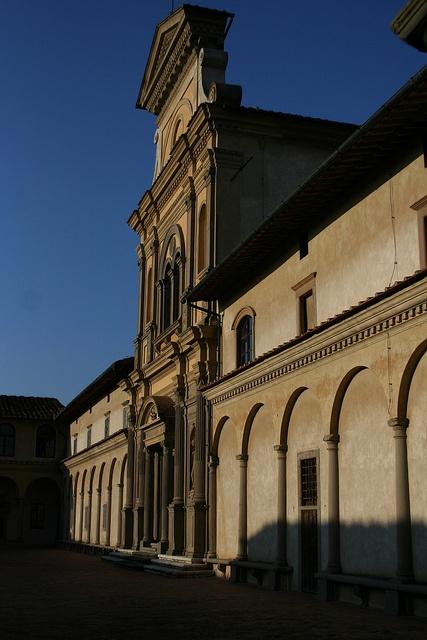 Certosa del Galluzzo by Ganimede84, via Flickr