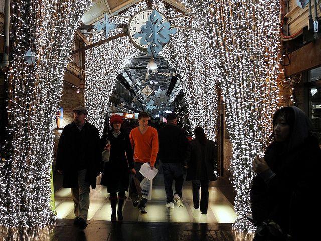 Navidad en Nueva York, Chelsea Market
