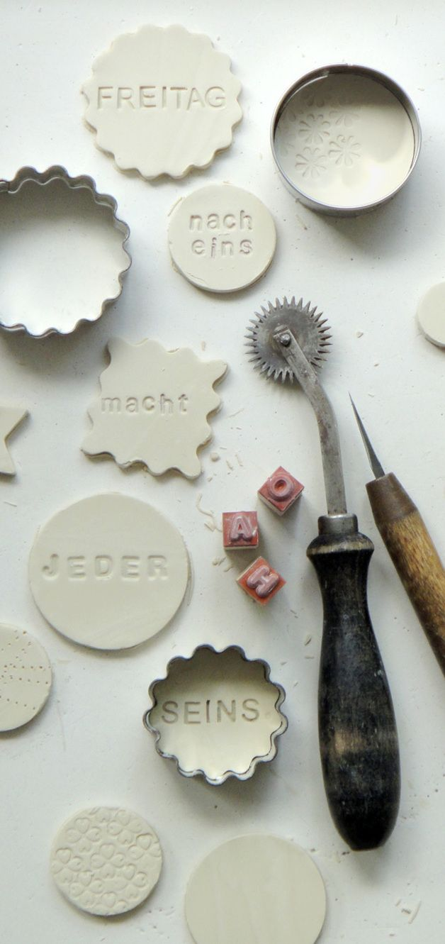 """Kurse & Workshops - Porzellanworkshop """"Freitag nach 1"""" - ein Designerstück von karinsehnert bei DaWanda"""