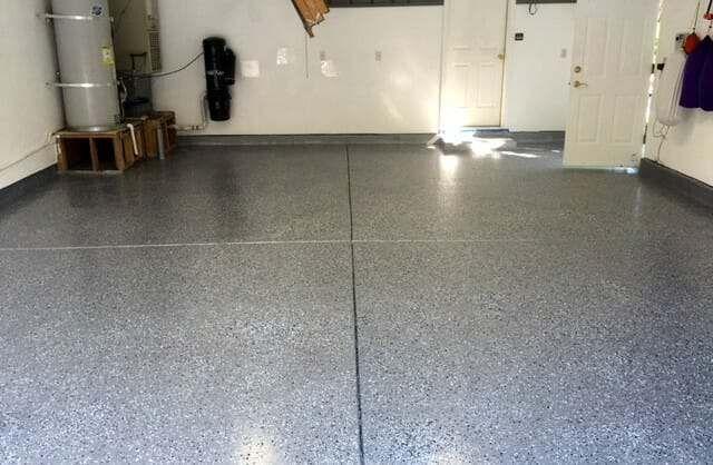 Rust Bullet S New Duragrade Concrete Floor Coating Is On Target