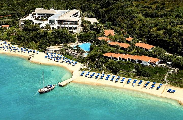 Eagle Palace Hotel and Spy--Haldiki, Greece