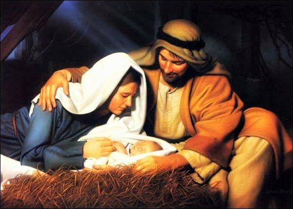 LA SAGRADA FAMILIA DE NAZARET: JESÚS, MARÍA Y JOSÉ.