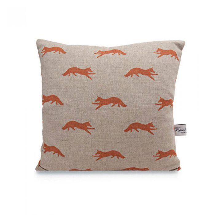 Mr Fox cushion £44.50 each